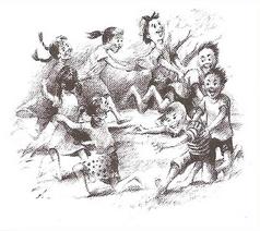 Mengenang permainan anak, Oray-orayan