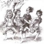 Mengenang permainan anak, Perepet Jengkol