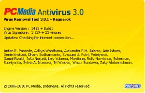 Download Antivirus PCMAV 3.0.1